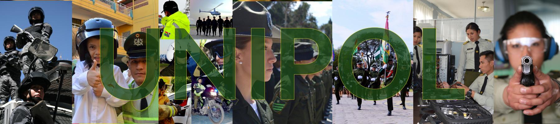 """Universidad Policial """"Mcal. Antonio Jose de Sucre"""""""